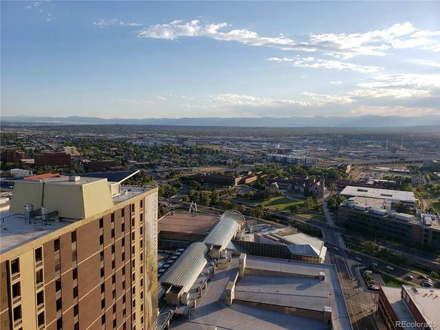 1020 15th Street 41B, Denver, CO 80202 (#6974029) :: Chateaux Realty Group