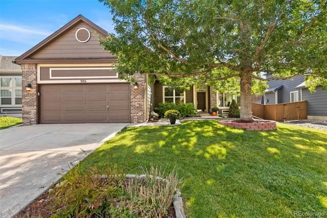 986 Sparrow Hawk Drive, Highlands Ranch, CO 80129 (#6974043) :: Compass Colorado Realty