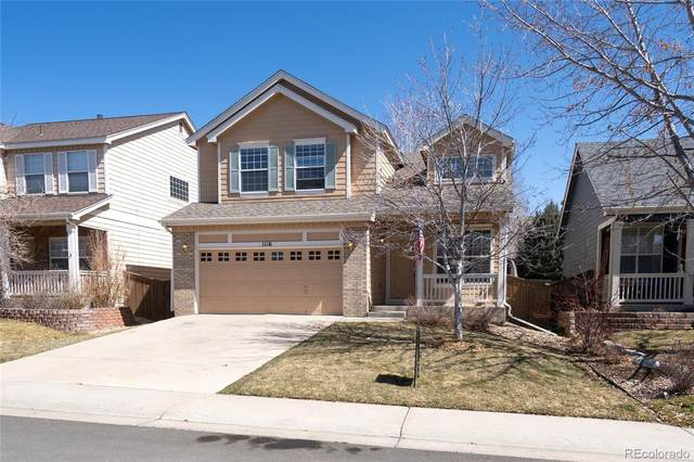 1116 Mulberry Lane, Highlands Ranch, CO 80129 (#6974187) :: The Dixon Group