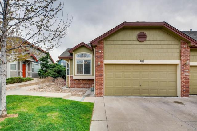 2855 Rock Creek Circle #288, Superior, CO 80027 (#6974208) :: The Pete Cook Home Group