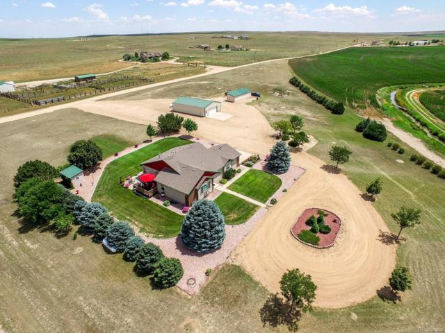 23481 County Road 63, Kersey, CO 80644 (#6974224) :: The Pete Cook Home Group