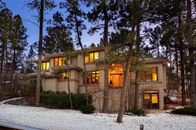 472 Castle Pines Drive, Castle Rock, CO 80108 (#6974963) :: The DeGrood Team