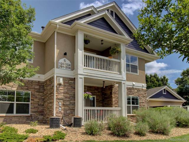 8200 E 8th Avenue #6104, Denver, CO 80230 (#6975302) :: Kimberly Austin Properties