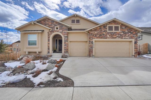 7006 Silver Buckle Drive, Colorado Springs, CO 80923 (#6975662) :: Venterra Real Estate LLC