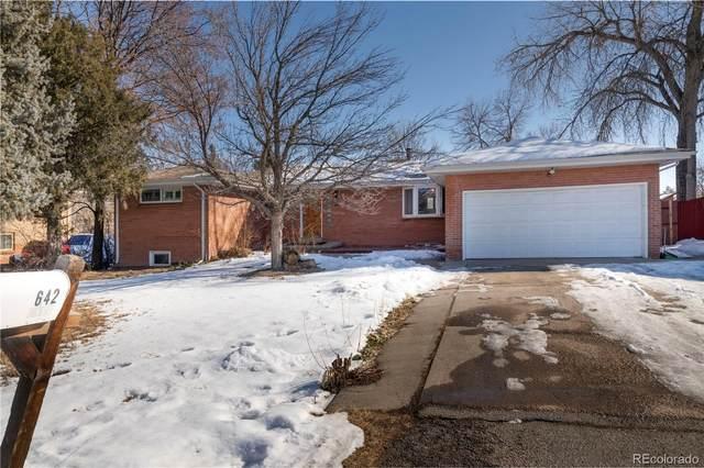 642 Carr Street, Lakewood, CO 80214 (MLS #6975796) :: 8z Real Estate