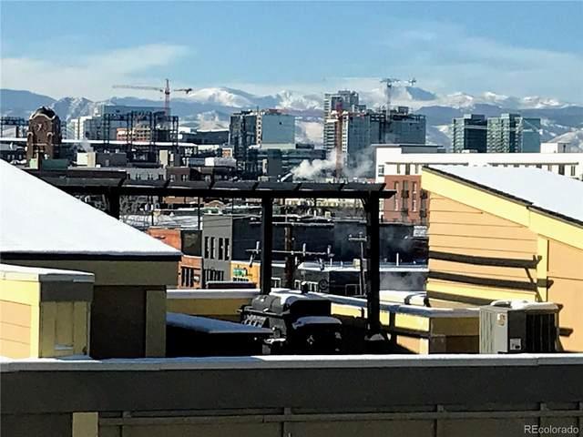 2999 Lawrence Street #401, Denver, CO 80205 (#6976069) :: The Gilbert Group
