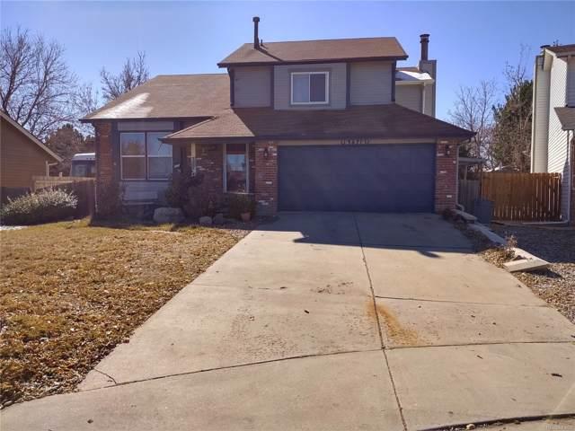 3671 S Gibralter Circle, Aurora, CO 80013 (#6976269) :: 5281 Exclusive Homes Realty
