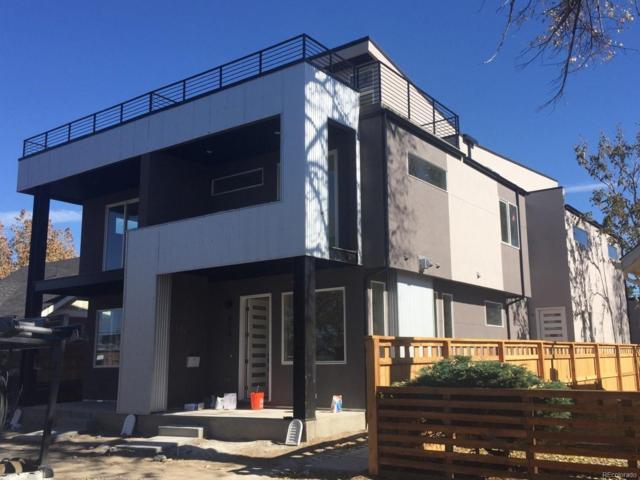 450 Inca Street, Denver, CO 80223 (#6976315) :: Sellstate Realty Pros