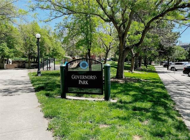 656 N Logan Street #12, Denver, CO 80203 (#6976704) :: The Griffith Home Team