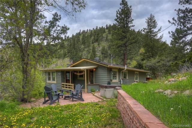 728 Fourmile Canyon Drive, Boulder, CO 80302 (MLS #6977241) :: 8z Real Estate