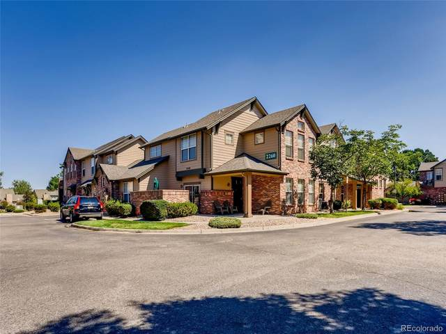2260 S Vaughn Way #204, Aurora, CO 80014 (#6977369) :: Mile High Luxury Real Estate