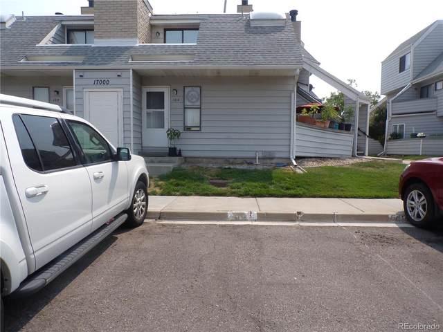 17000 E Ford Drive #104, Aurora, CO 80017 (#6977458) :: The DeGrood Team