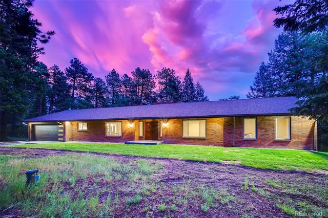 7982 Surrey Drive, Morrison, CO 80465 (MLS #6977647) :: Neuhaus Real Estate, Inc.