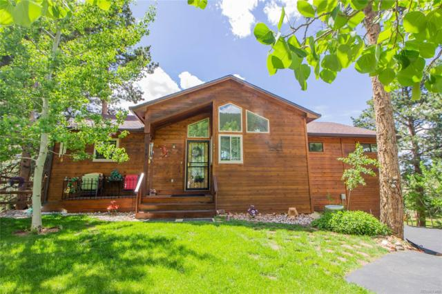 948 Edge Hill Drive, Woodland Park, CO 80863 (MLS #6977749) :: 8z Real Estate