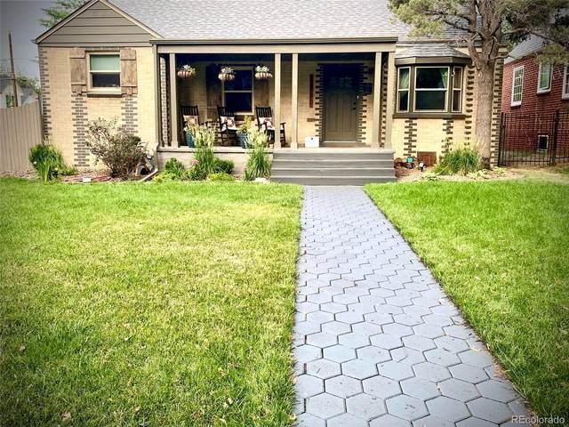 1560 Newport Street, Denver, CO 80220 (#6977981) :: Wisdom Real Estate