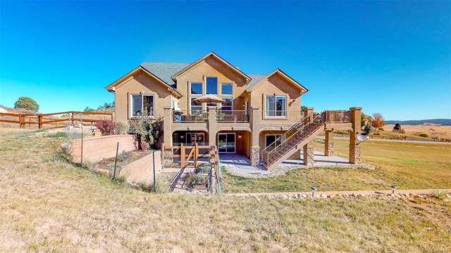 5716 Country Club Drive, Larkspur, CO 80118 (#6978153) :: HomePopper