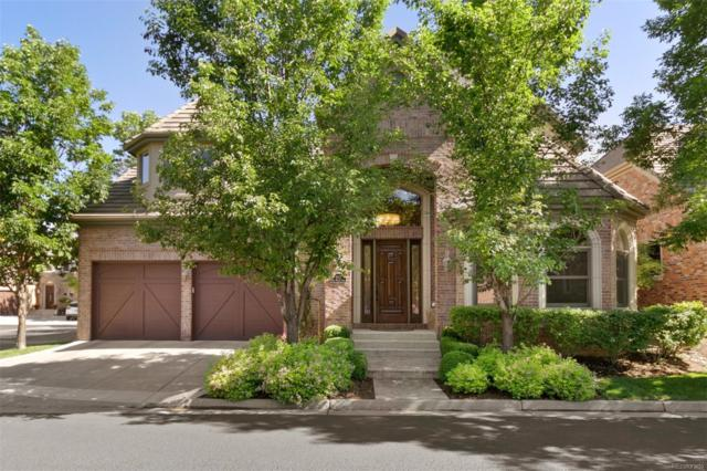 8747 E Wesley Drive, Denver, CO 80231 (#6978706) :: The Heyl Group at Keller Williams