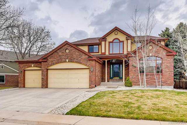8264 S Saint Paul Way, Centennial, CO 80122 (#6978918) :: Mile High Luxury Real Estate