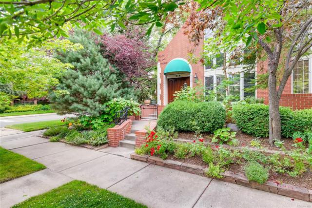 278 Cook Street, Denver, CO 80206 (#6978978) :: Mile High Luxury Real Estate
