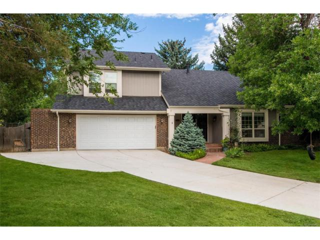10858 E Berry Place, Englewood, CO 80111 (#6979506) :: The Griffith Home Team