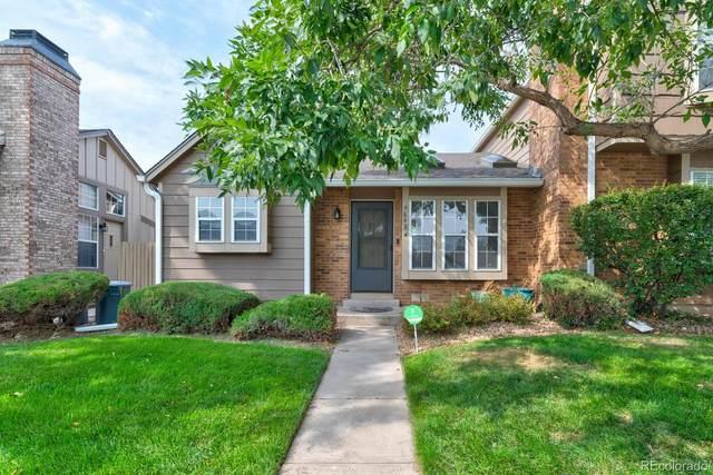 9660 W Chatfield Avenue A, Littleton, CO 80128 (MLS #6979628) :: 8z Real Estate