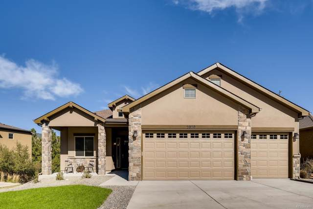 2050 Safe Harbor Court, Colorado Springs, CO 80919 (MLS #6979700) :: Find Colorado