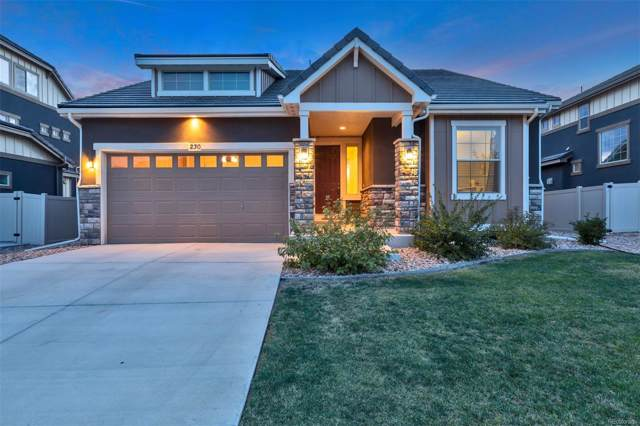 230 Pipit Lake Way, Erie, CO 80516 (#6979947) :: The DeGrood Team