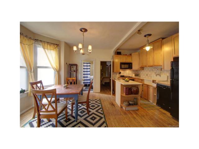 541 N Logan Street, Denver, CO 80203 (MLS #6980724) :: 8z Real Estate