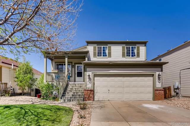 20511 Willowbend Lane, Parker, CO 80138 (#6980848) :: The Heyl Group at Keller Williams