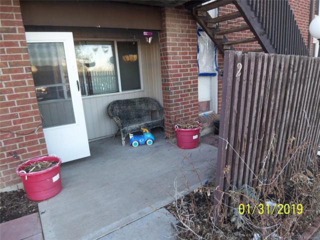 3663 S Sheridan Boulevard D2, Denver, CO 80235 (MLS #6980914) :: 8z Real Estate