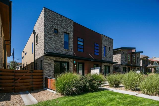 77 S Garfield Street, Denver, CO 80209 (#6981086) :: The Peak Properties Group