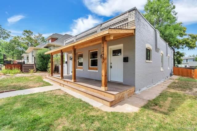 2445 W 43rd Avenue, Denver, CO 80211 (MLS #6981093) :: 8z Real Estate
