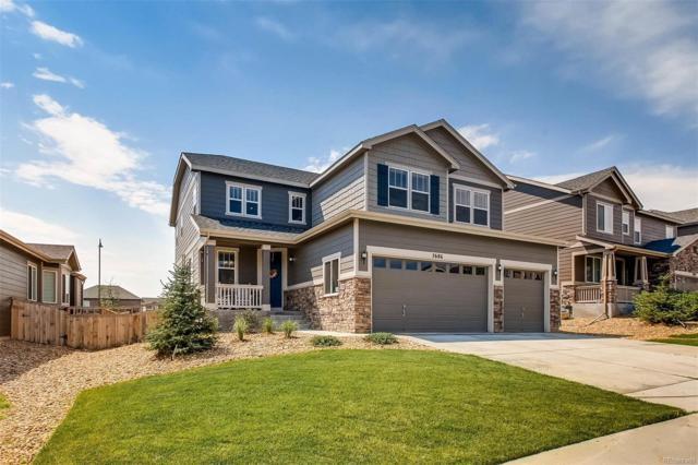 7686 Blue Water Drive, Castle Rock, CO 80108 (#6981284) :: Briggs American Properties