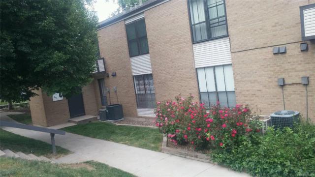 3550 S Harlan Street #246, Denver, CO 80235 (#6981413) :: Compass Colorado Realty