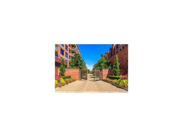100 Detroit Street #102, Denver, CO 80206 (#6981512) :: Wisdom Real Estate