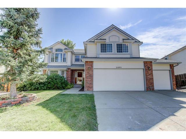 21093 E Crestline Circle, Centennial, CO 80015 (MLS #6981847) :: 8z Real Estate