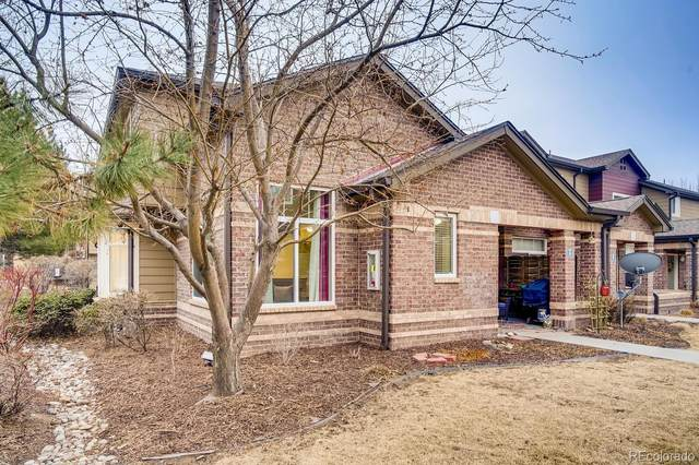 6488 Silver Mesa Drive A, Highlands Ranch, CO 80130 (#6982154) :: Colorado Home Finder Realty