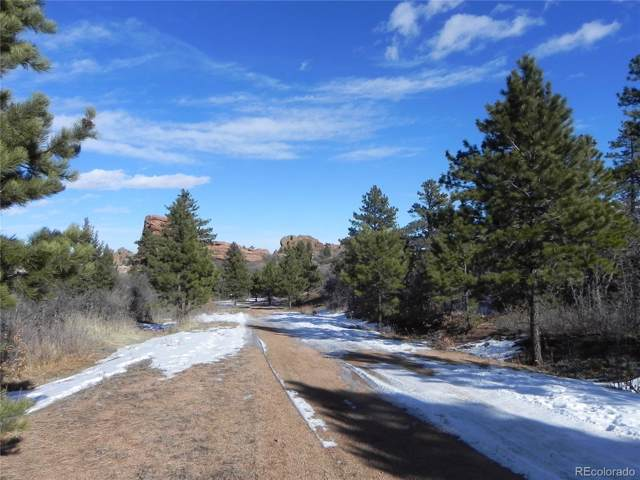 6370 Thunderbird Road, Larkspur, CO 80118 (#6982186) :: The HomeSmiths Team - Keller Williams