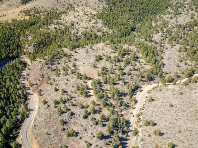 Robinson Hill Road, Golden, CO 80401 (#6982316) :: The City and Mountains Group