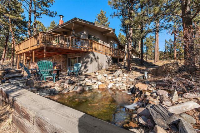 28877 Cedar Circle, Evergreen, CO 80439 (MLS #6982521) :: 8z Real Estate