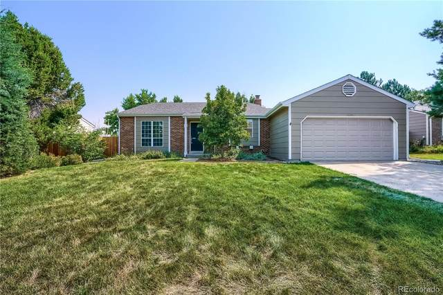 5354 S Telluride Way, Centennial, CO 80015 (#6982581) :: The Artisan Group at Keller Williams Premier Realty