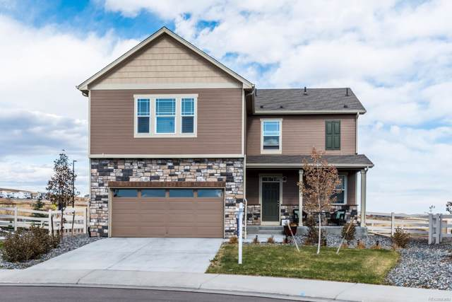 5803 Echo Park Circle, Castle Rock, CO 80104 (#6982846) :: The HomeSmiths Team - Keller Williams