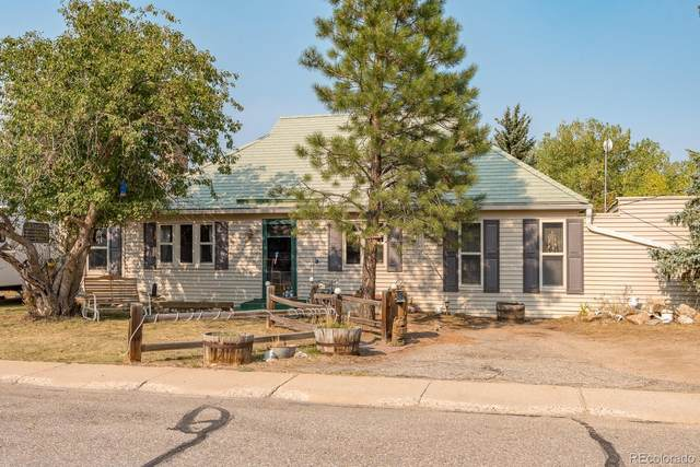 280 North Court, Estes Park, CO 80517 (#6983206) :: The Brokerage Group