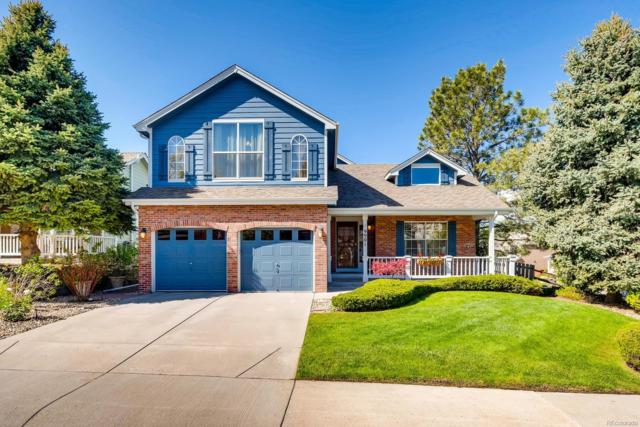 9901 Spring Hill Place, Highlands Ranch, CO 80129 (#6983684) :: Colorado Home Finder Realty