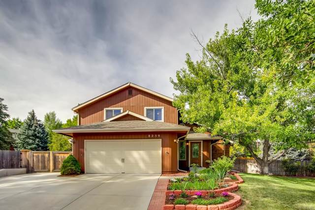 8259 S Steele Court, Centennial, CO 80122 (MLS #6983948) :: 8z Real Estate