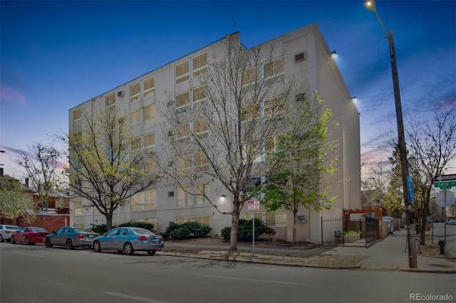 1390 N Emerson Street #101, Denver, CO 80218 (MLS #6984007) :: 8z Real Estate