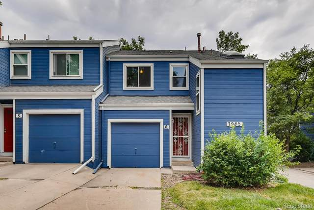 7982 Meade Street #6, Westminster, CO 80030 (#6984113) :: Sultan Newman Group