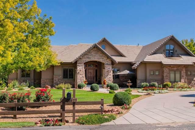 1044 White Hawk Ranch Drive, Boulder, CO 80303 (#6984613) :: The Dixon Group