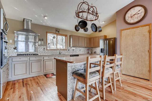 134 Eagle Trail, Bailey, CO 80421 (MLS #6984720) :: Bliss Realty Group