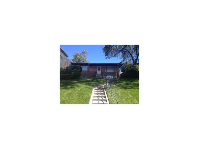 2620 S Sherman Street #2626, Denver, CO 80210 (MLS #6984854) :: 8z Real Estate